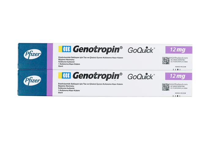 Genotropin GoQuick Pen 12mg (36IU) x 2 nga binulan nga subscription - Plan A - Buy HGH Thailand