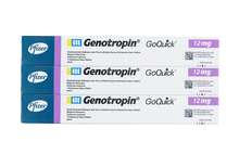 Genotropin GoQuick Pen 12mg (36IU) x XUMUM Full kurs (internationell frakt) - Köp HGH Thailand