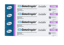 Genotropin GoQuick Pen 12mg (36IU) x 4 (international shipping) - Buy HGH Thailand