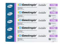 Genotropin GoQuick Pen 12mg (36IU) x 5 buwanang subscription - Plan C (international shipping) - Bumili ng HGH Thailand