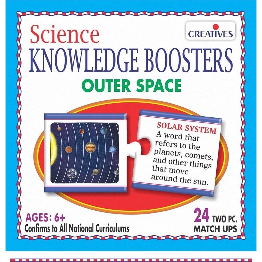 00191 Knowledge Boosters Outer Space