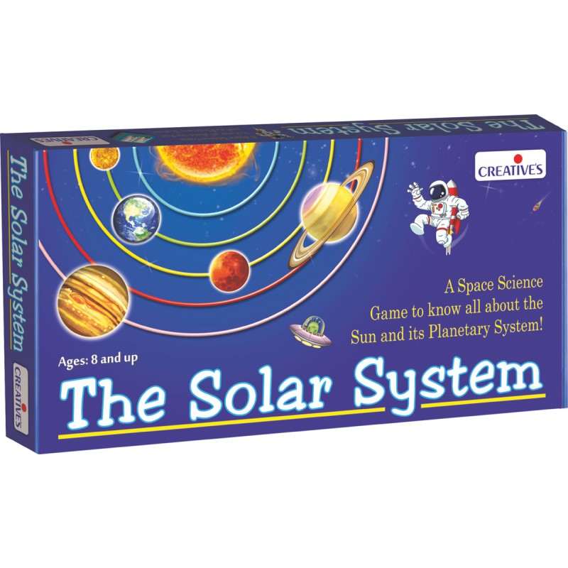 00210 The Solar System