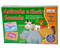 00265 Animals & Their Sounds