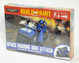 0082 Space Marine Bike Attack