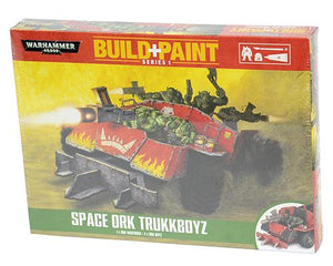 0084 Space Ork Trukkboyz