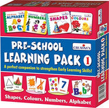 01007 Pre-School Learning Pack 1