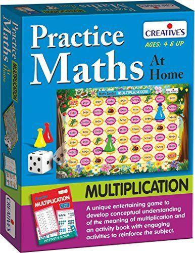 01071 Practice Maths - Multiplication