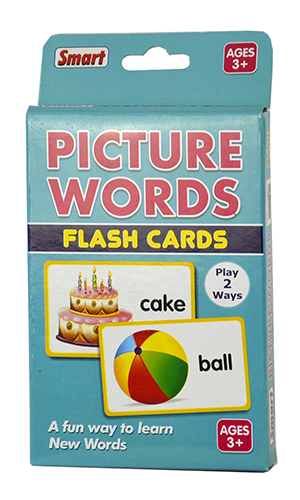 01150 Picture Words Flash Cards