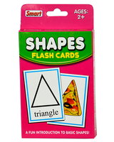 01153 Shapes Flash Cards