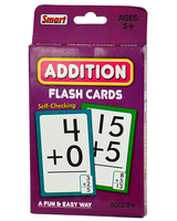 01155 Addition Flash Cards