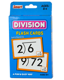 01158 Division Flash Cards