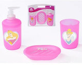 0121 Princess Bathroom Set