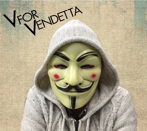 0155 Vendetta Mask