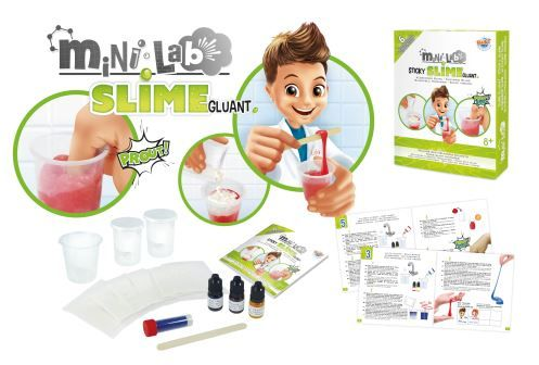 03007 Mini Lab - Slime