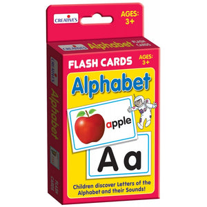 0361 Flash Cards - Alphabet