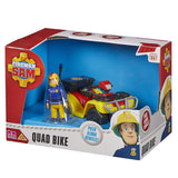 04129 Fireman Sam - Quad Bike