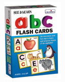 0504 ABC Flash Cards