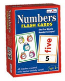 0520 Numbers Flash Cards