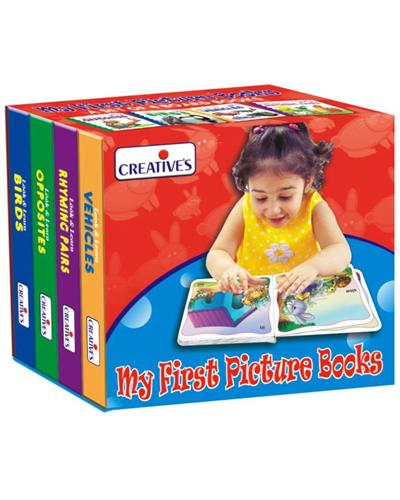 0554 My first Picture Books
