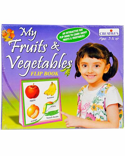 0564 My Fruits and Vegetables