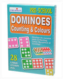 0649 Dominoes Counting & Colours