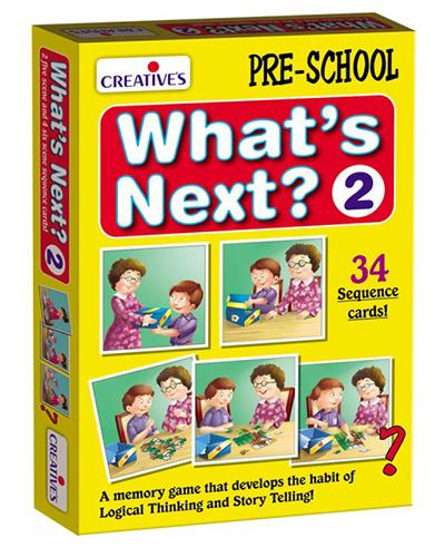 0686 What's Next ? 2