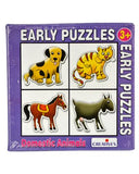 0736 Early Puzzles Domestic Animals