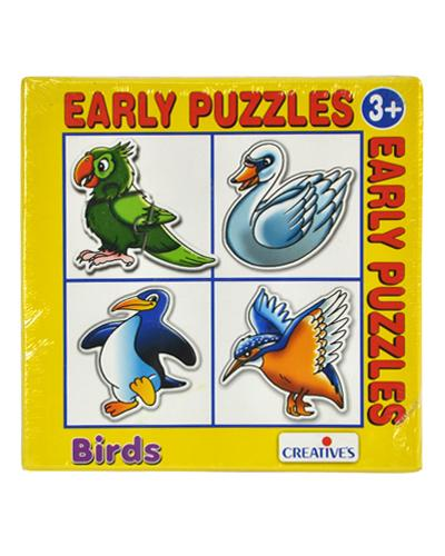 0757 Early Puzzles - Birds