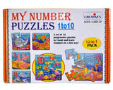 0792 My Number Puzzles