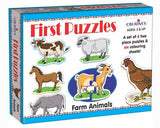 0796 First Puzzles - Farm Animals