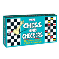 0813 Chess and Checkers