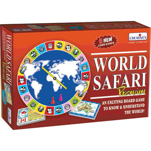 1028 World Safari Premium