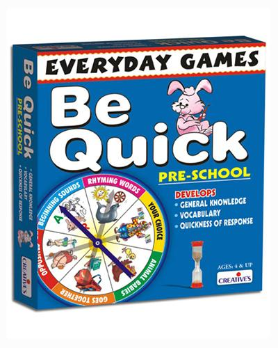 1053 Be Quick Pre-School
