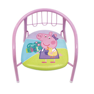 11863 Peppa Pig Metal Chair