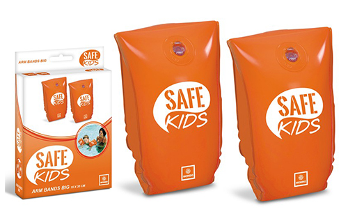 16749 Safe Kids Arm Bands