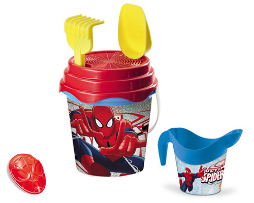18427 Spiderman Bucket Set