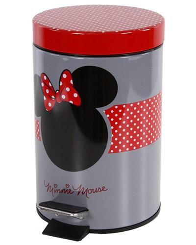 200119 Minnie Metal Dustbin