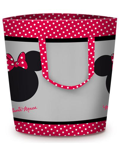 200137 Minnie Laundry Basket