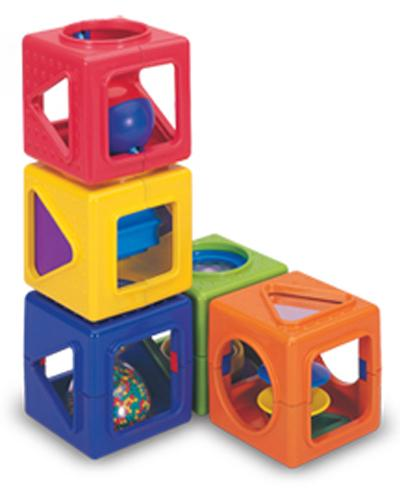 21580 Shape Sorting Blocks