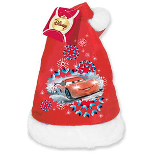 2341 Cars Christmas Hat