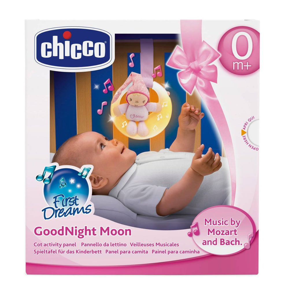 24261 Goodnight Moon Pink