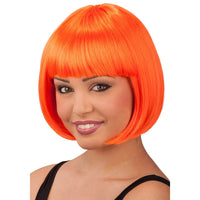 2428 Lovely Orange Wig