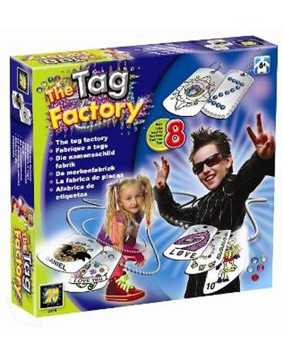 2439 The Tag Factory