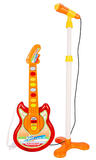 245025 Rock Guitar with Microphone