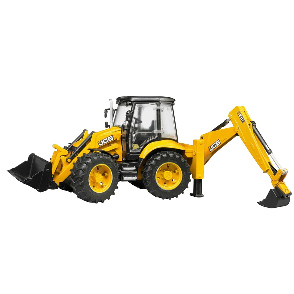 BR2454 JCB 5CX Eco Backhoe Loader