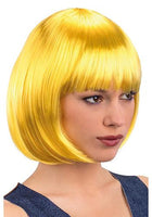 2512 Yellow Pin Up Wig