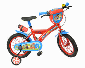 25286 Paw Patrol Bicycle 14""