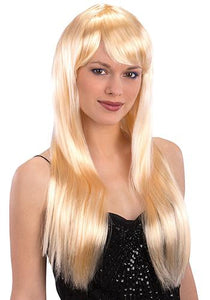 2619 Long Blond Wig