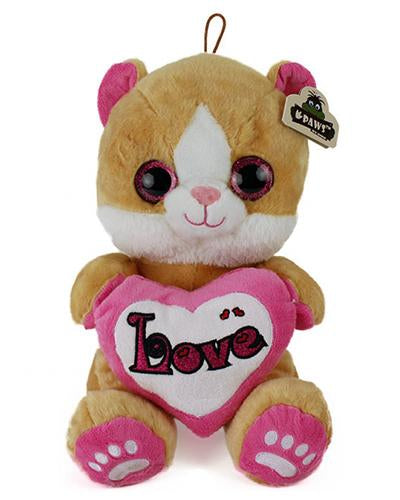 30250 Cat with Heart