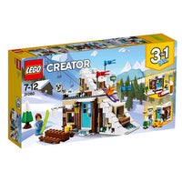 31080 Modular Winter Vacation